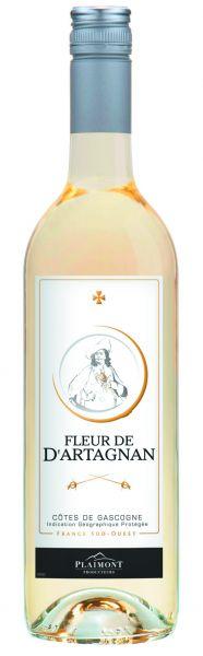 Fleur de D'Artagnon Blanc Côtes de Gascogne