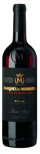 Marqués de Murrieta Rioja Gran Reserva