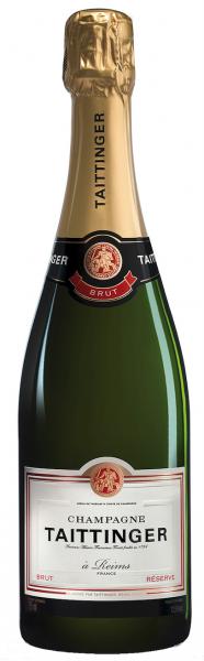 Champagner Taittinger brut Réserve 0,375 l